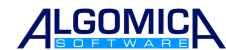 Algomica software